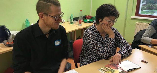 Qualifizierung für Pädagog*innen des Kyffhäuser Kreises zum Thema frühe Förderung von Kindern